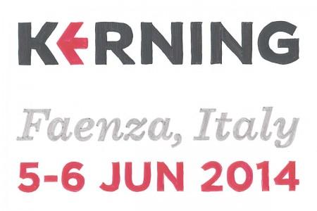 Kerning 2014