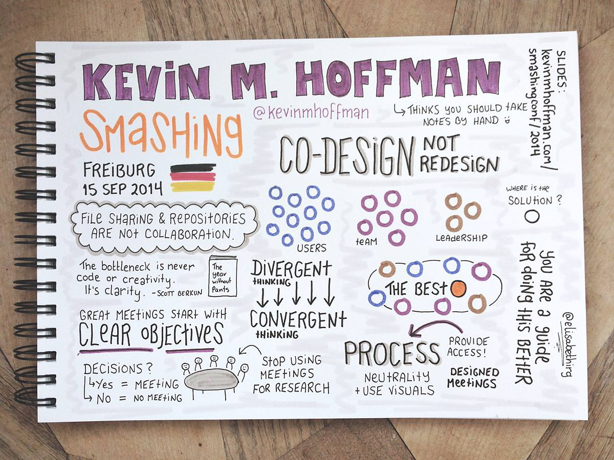 Smashing Freiburg 2014 // Kevin M. Hoffman