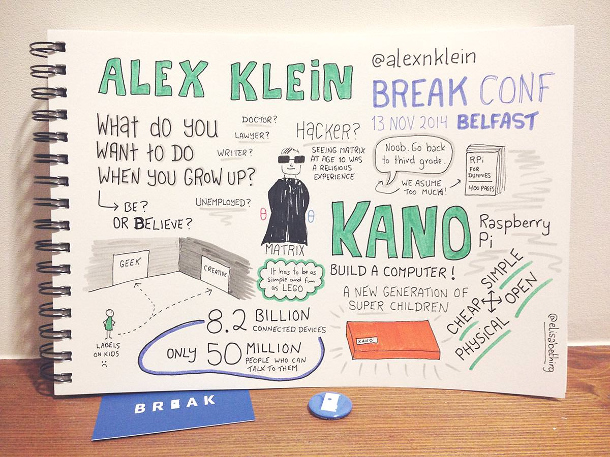 Break Conf 2014 // Alex Klein