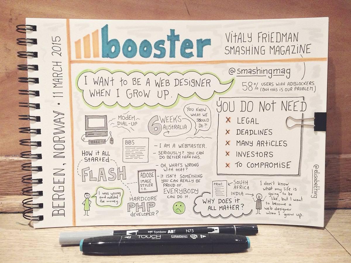Booster 2015 // Vitaly Friedman