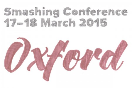 Smashing Oxford 2015